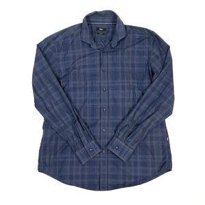 BOSS Hugo Boss Slim Fit Button-Down Dress Shirt